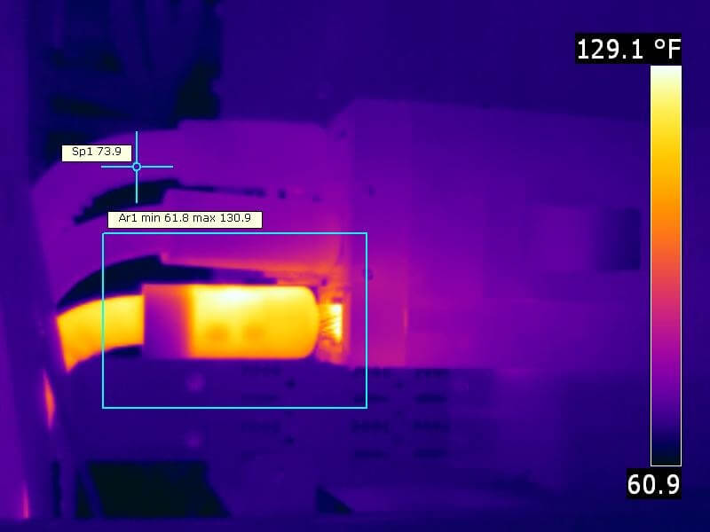 Infrared Electrical Inspections, Electrical Infrared Thermal Imaging, New Jersey Electrical Scans